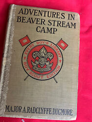 Every Boys Library - Adventures In Beaver Stream Camp - Dugmore