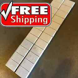 #PER .2524 WHEEL WEIGHTS STICK ON ADHESIVE TAPE WEIGHT 1 4 OZ 0.25 24 pcs