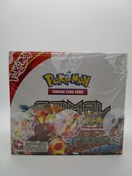 Xy Primal Clash Brand New Sealed Booster Box Of Pokemon Cards. 36 Packs.