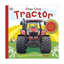 Chug Chug Tractor Lots Of Sounds And Loads Of Flaps