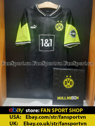 Box Dortmund 2021 Special Shirt Nullne90n Limited Jersey Set Sold Out Rare