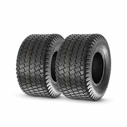 Maxauto Set Of 2 18x9.50-8 18/9.50-8 Lawn And Garden Mower Tractor Turf Tires 4pr