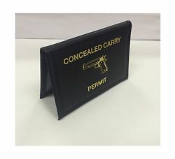 Concealed Carry Weapon Permit Holder Case