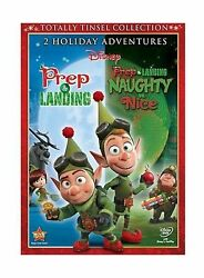 Prep And Landing Totally Tinsel Collection
