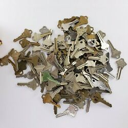 Lot Of Cut Keys 2.1 Pounds House Mailbox Jewelry Arts And Crafts Steampunk Rustic