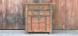19th Century Chinese Farmhouse Cabinet