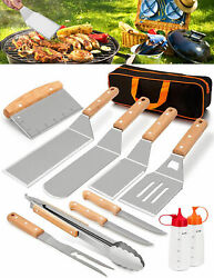 Blackstone Griddle Accessories Kit Cooking Equipment Grilling Bbq Tool Set 12pcs
