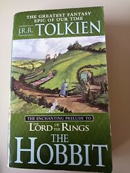 The Hobbit J.r.r. Tolkien Lord Of The Rings Revised Edition First Printing 1982