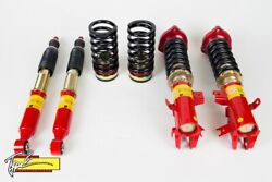 Function And Form Type 2 Adjustable Coilovers 2012 - 2015 Honda Civic Fb/fg