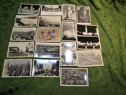 Black And White Postcards1940and039s Black Americana Postcard New York Worlds Fair