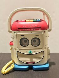 Mr. Mike Aka Rocking Robot From Toy Story, Playskool, Ps-460 Very Rare,