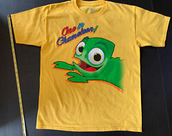 DISNEY PARKS ONE IN A CHAMELEON TANGLED PASCAL YOUTH SIZE XLARGE TEE SHIRT
