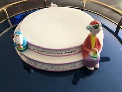 Hallmark Maxine Full Sized Cake Stand Serving Plate