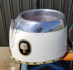 Cessna Citation Ii - Lh And Rh Inlet Assy - P/n 5552250-55 - As Removed