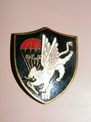 Rare Portugal Bcp 111 Special Force Airborne Paratrooper Badge Insignia