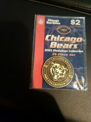Soldiers Field Chicago Bears 2003 Chicago Sun-times Medallion Coin