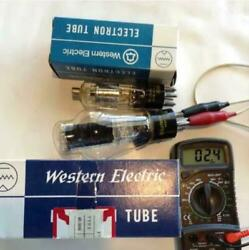 Vacuum Tube For Audio Western Electric 300b And 310a Rarely Sold On The Market