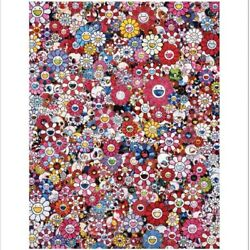 Takashi Murakami Print Dazzling Circus Embrace Peace And Darkness In Your Heart