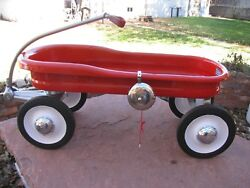 Vintage Pull Wagon 1940/50's Murray, Pedal Car