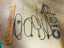 Vintage Car Antenna 's Large Lot 250 Mixed For Ford, Chrysler, Gm, Vw Universa