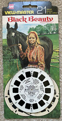 Viewmaster View-master Vintage Black Beauty 21 3 Reel D1351 D1352 D1353 1970s