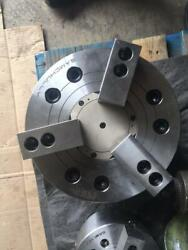 Samchully Mh-212 Mega Bore Cnc High Speed Open Center 3-jaw Chuck