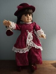 Pleasant Company Retired American Girl Doll Original Samantha 18quot; 2 outfits $79.99