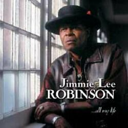 All My Life By Jimmie Lee Robinson 200g Vinyl 2lp-45rpm, Apo Records
