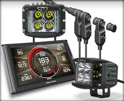 Superchips Traildash2 W/ Lit Led Wide Shot Pods And Power Switch - 42050-l