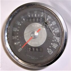 Smiths Mph Speedo Speedometer Ssm 5001/05 1000 Made In Uk Triumph Bsa Norton