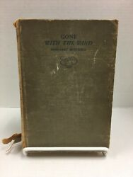 Gone With The Wind First Edition 20th Printing Oct 1936