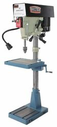 Baileigh Industrial Dp-15vsf Drill Press Belt Drive 1 Hp 110 V 15 In Swing