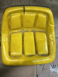 Mtd Yard Machines Riding Mower High Back Seat See All Pictures For Condition