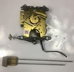Hermle Made For Seth Thomas Electric Clock Movement A300-006 With Chime Rods