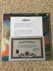J Dilla Lp Sergio Mendes Magic Lady From J Dillaand039s Personal Record Collection