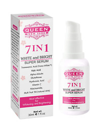 Queen Natural New York   7in1 White And Bright Super Serum-5 Tranexamic Acid5