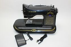 Singer 160 Sewing Machine Limited Edition 160th Anniversary