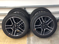 Wheel And Tire Package From Ford Mustang Gt