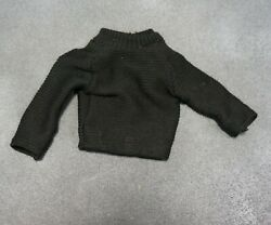 16 Scale Star Wars Hasbro Black Shirt Cantina Alienoutfit For Custom 12 Figure