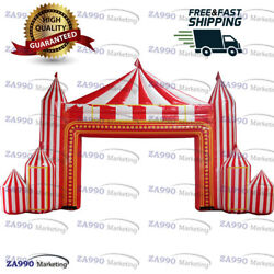 20x8.2ft Inflatable Circus Archway Promotion Event With Air Blower