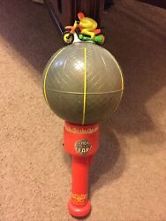 Vintage Rare Ringling Bros And Barnum And Bailey Circus Motorcycle Sphere Toy