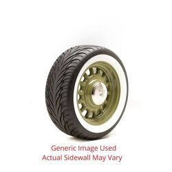 235/45r18 Ss595 Ft Federal Tire With Gold Line - Modified Sidewall 1 Tire