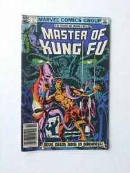Masters Of Kung Fu 117 Oct 1982 -devil Deeds Done In Darkness