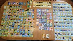 Pokemon Card Lot 600+ Sold As Is Holo Stage 1 And 2 Basic Very Good Please Read