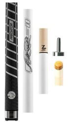 Predator Sport 2 Ice W/ Wrap Playing Cue Z-3 11.85mm Shaft Jt. Cap And Case