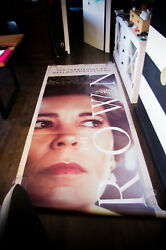 The Crown Netflix Style A 4x10 Ft Double Bus Shelter Original Movie Poster 2020
