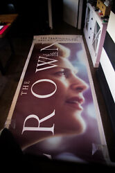 The Crown Netflix Style B 4x10 Ft Double Bus Shelter Original Movie Poster 2020