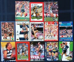1990s Afl Cards Gary Ablett Snr Geelong Cats Pick-a-card From List