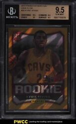 2013 Panini Fatherand039s Day Lava Flow Kyrie Irving 30 Bgs 9.5 Gem Mint
