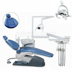 Dental Unit Chair Hard Leather Hidentist Use Computer Controlled/lamp Led Light